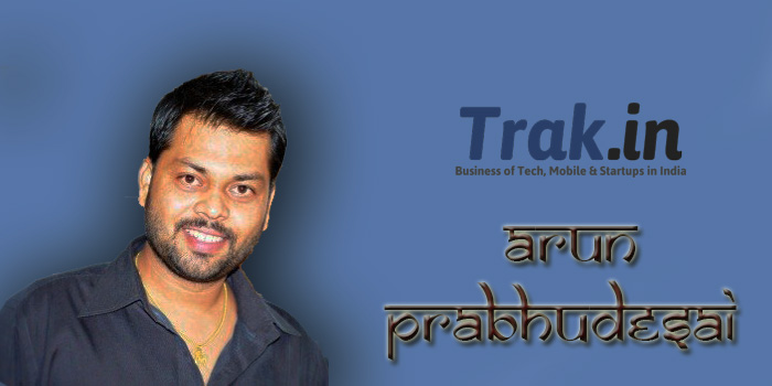 Arun_prabhudesai trak.in or techtricseo