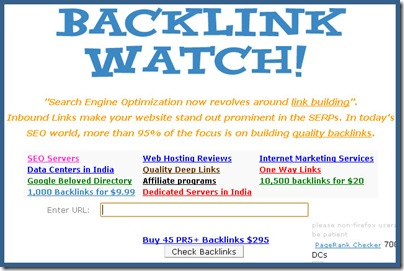 Backlink watch techtrickseo.com