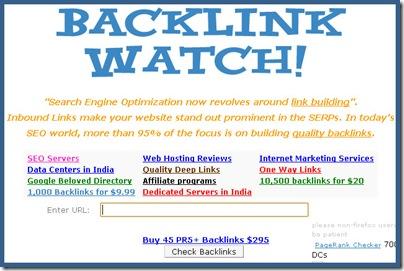 Backlink watch techtrickseo.com
