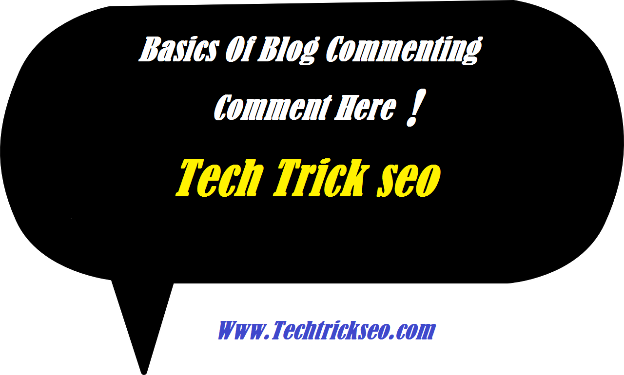 Basics of Commenting and blog-comments