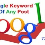 How To Check Google Keywords Rankings and Your Competitors Are Using?