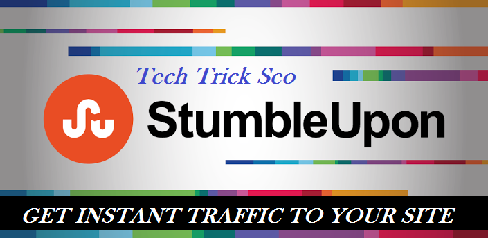 How to Get Instant Traffic from StumbleUpon on Your Site