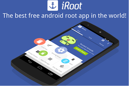 IROOT App - Root android phone Without PC
