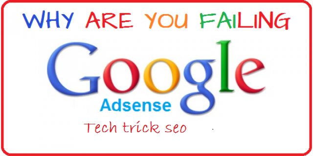 Why You Are The Failing With Us google AdSense