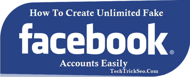 create unlimited multiple facebook accounts