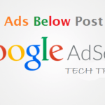 How To Show The Adsense Ads Below Every Post Title