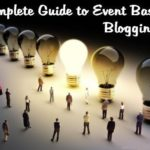 Ultimate Complete Guide Event Based Niche Blogging 2019