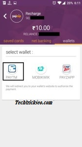 how to paytm login without the otp