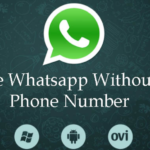 How to Use WhatsApp without Mobile/Phone Number, Without SIM Card Best Whatsapp Trick 2016