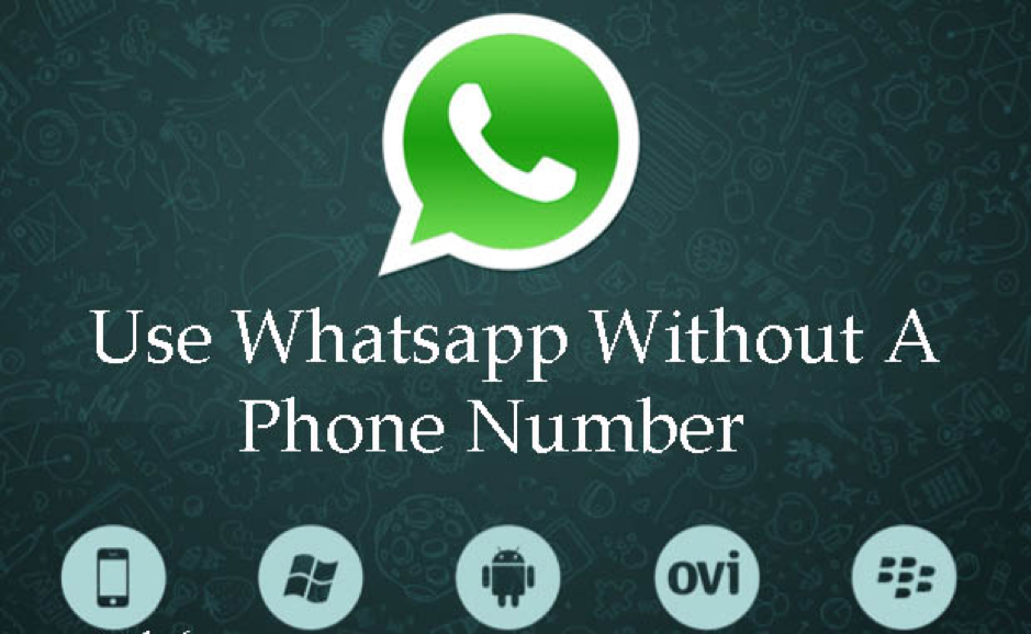 100% Working] How To Use WhatsApp Account Without Phone Number