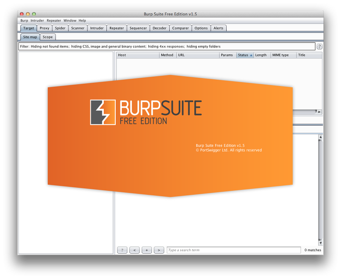 Burp Suite Hacking Tools