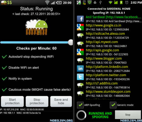 Droid Sheep Android Hacking Software