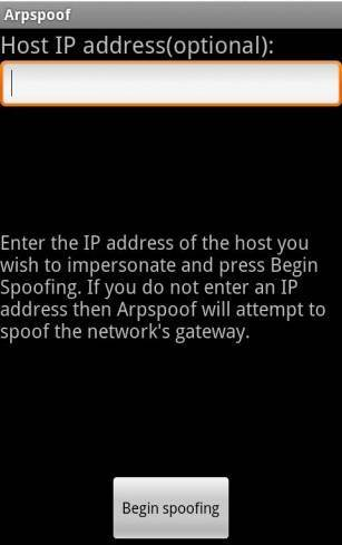 arproof hack wifi in android for access free internet