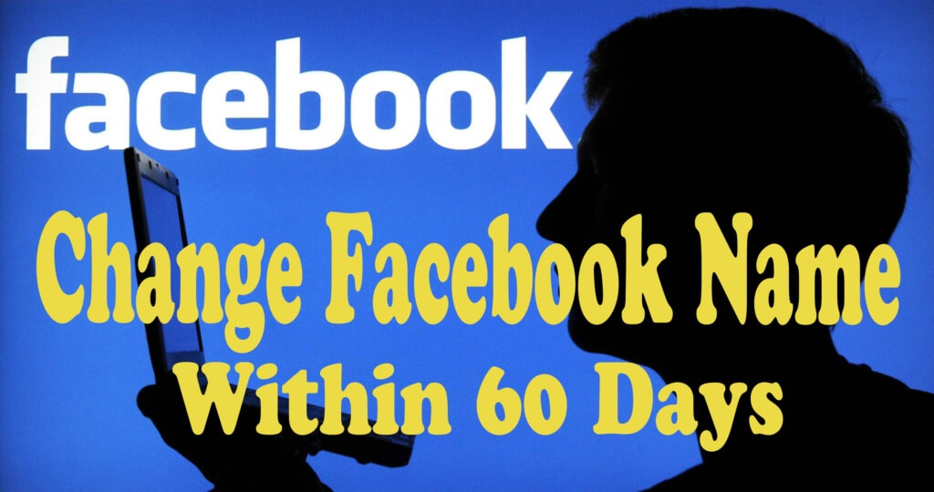 how to change fb name after limit