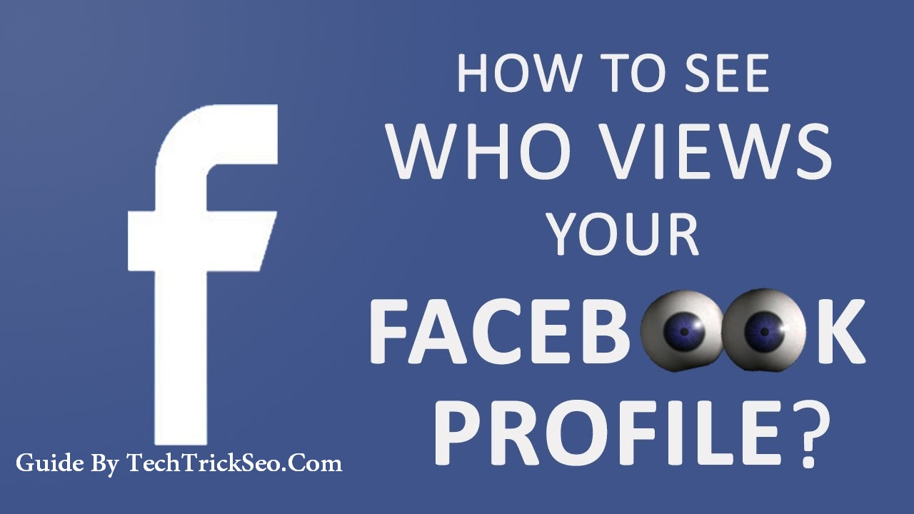 how can you see who view your facebook profile