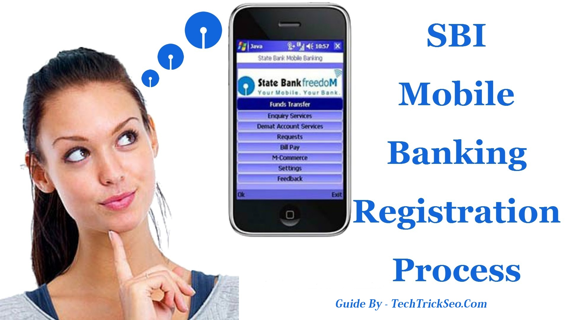 sbi mobile banking registration