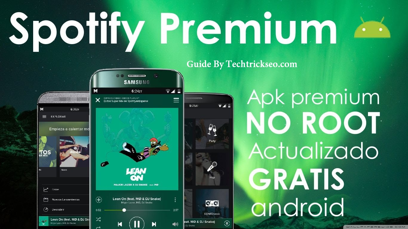 download spotify mod apk pc