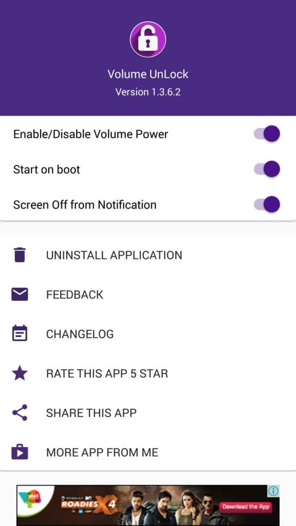 fix broken power button apk
