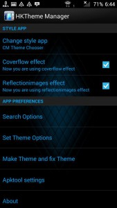 cm theme any android