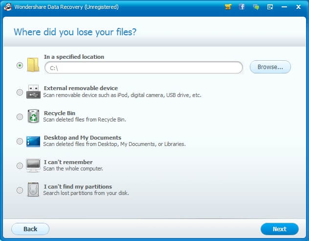 how to recover deleted files from external hard drive