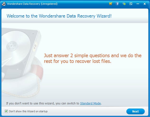 recover data from crashed hard disk