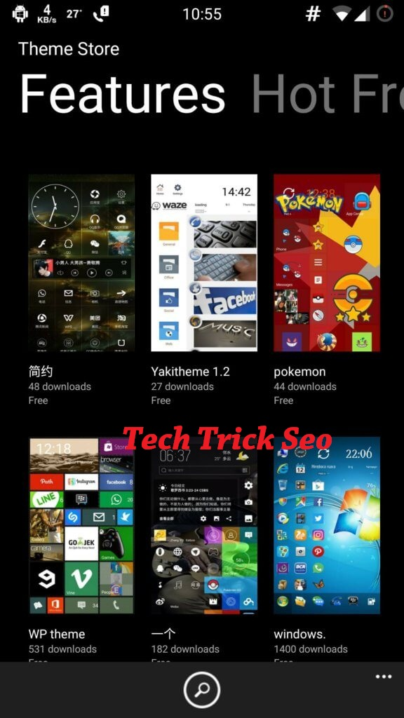 windows 8 launcher for android free download