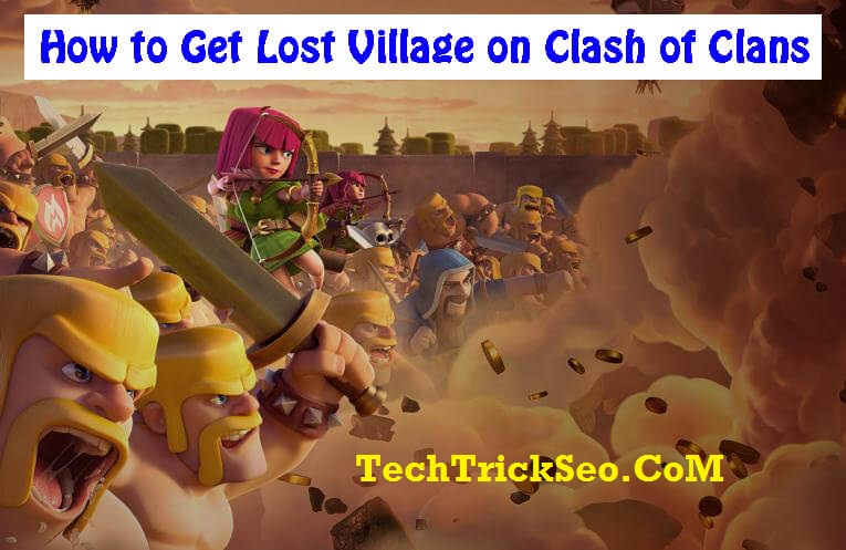How to get back lost Clash of Clans Village