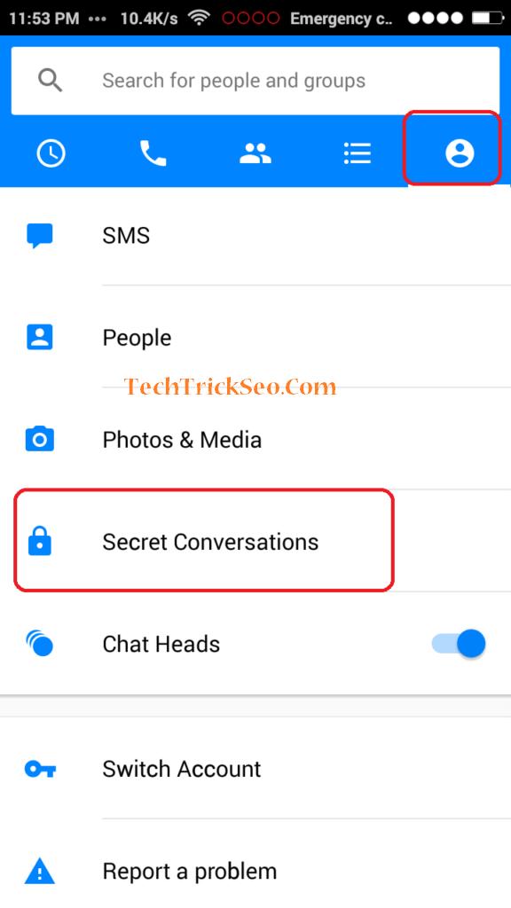 hack facebook messenger conversations