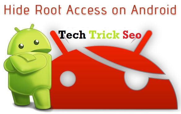 how to hide root access