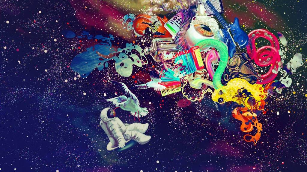 Psychedelic Trippy Backgrounds Wallpapers
