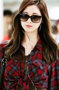 Beautiful Girl Profile DP