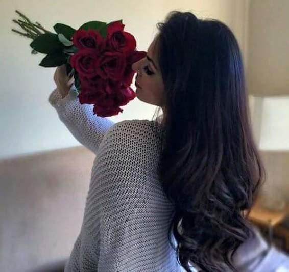 Sad Alone Girls DP for Facebook
