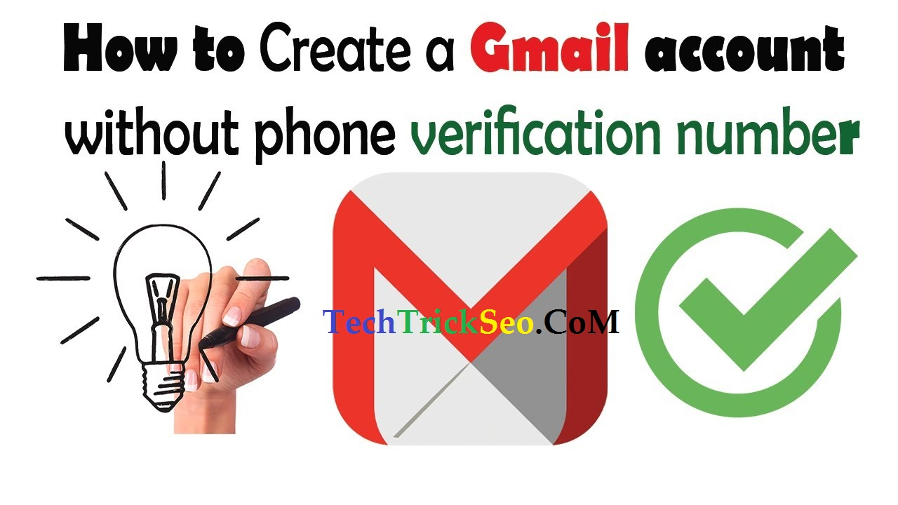 100% Working) Create Unlimited Gmail Accounts Without Phone