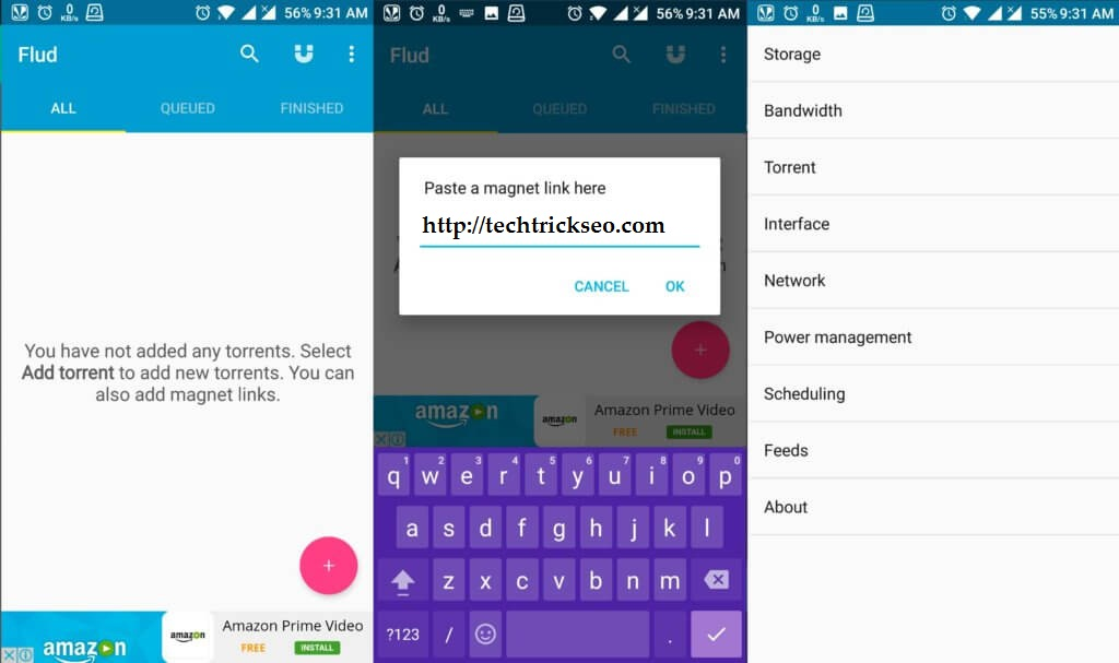 torrent downloader app for windows phone