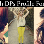 Latest Beautiful Stylish Girls Profile Pictures or DP For WhatsApp & Facebook – 2017