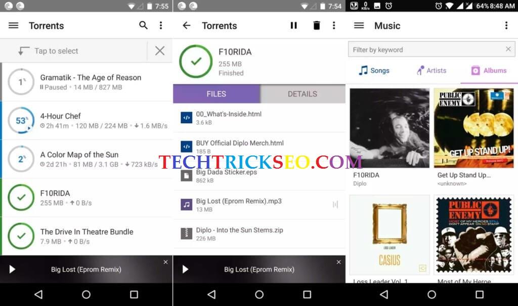 torrent downloader for android apk