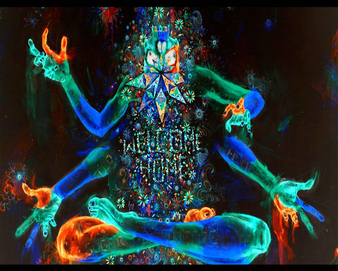 psychedelic shiva wallpapers
