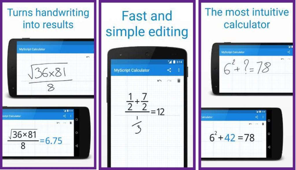 Free calculator android apps