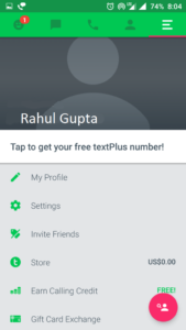 Get USA Number for Whatsapp