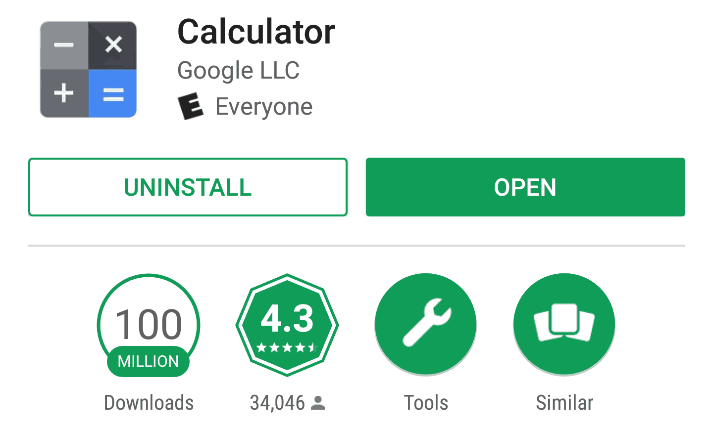 calculator apps download for mobile