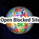 open blocked sites