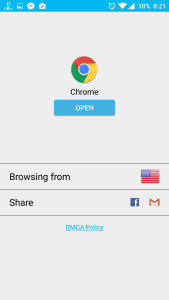 access blocked website on iphone