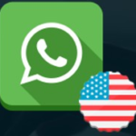 How to Create Whatsapp Account with US, UK, Canada Number (+1) 2019