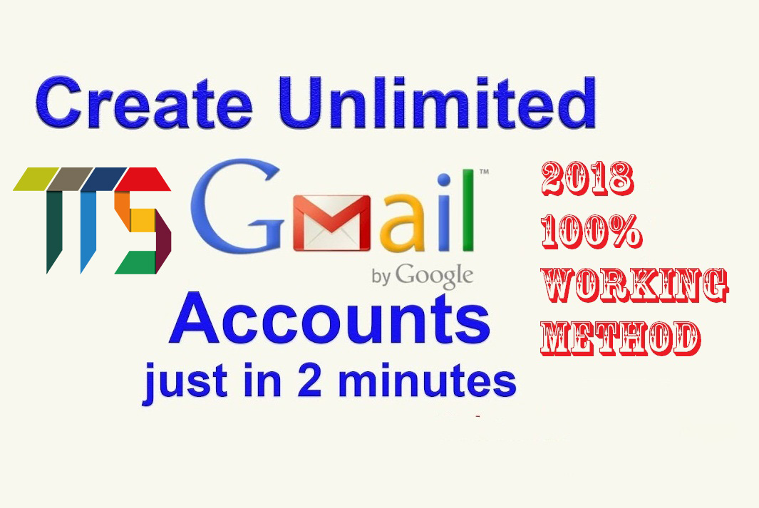 Create email account gmail without mobile number