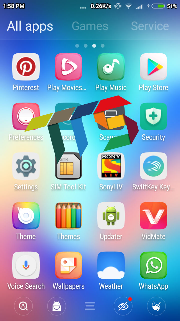hide apps apk