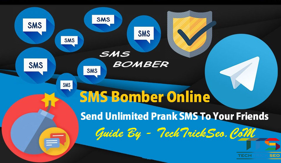 100% Working*) SMS Bomber Online Prank By Sending Unlimited SMS