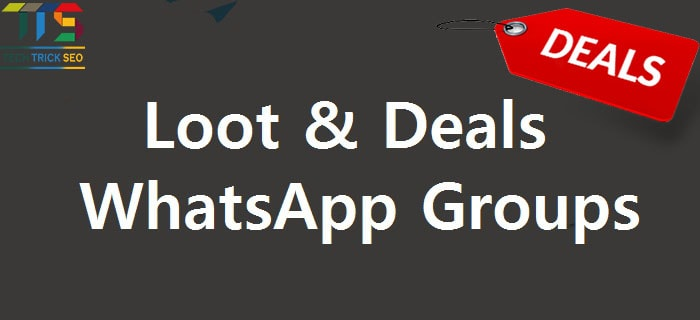 Loots & Deals Groups Link