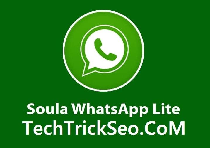 Soula WhatsApp New Version